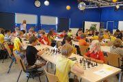 Seizoen afgesloten met schaakfeest in Hoogkerk